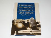 Illustrated Dictionary of Automobile Body Styles (Haajanen 2003)